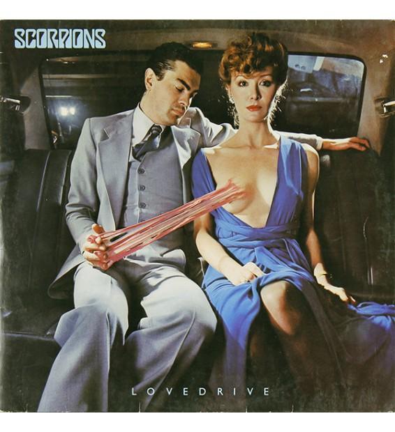 Scorpions - Lovedrive (LP, Album)