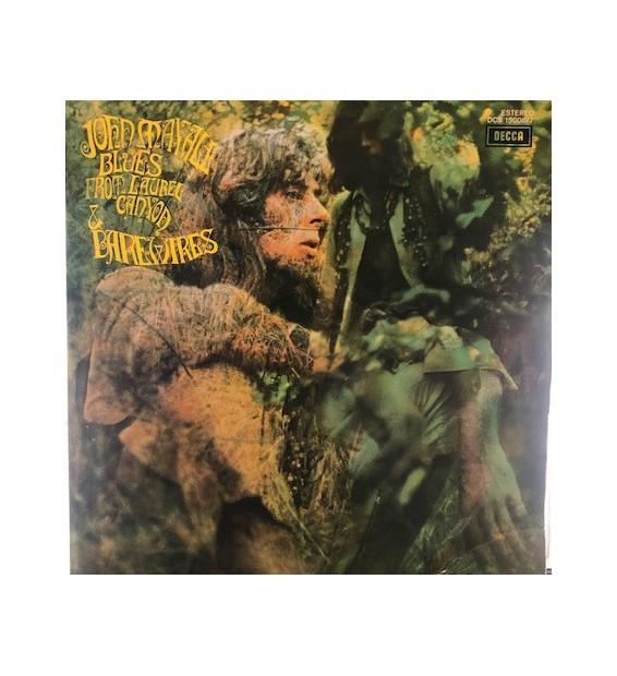 John Mayall - Blues From Laurel Canyon & Barewires (2xLP, Comp, Gat)