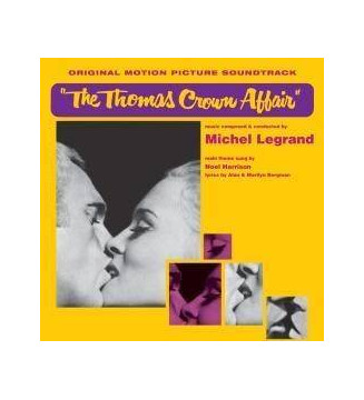 L'affaire Thomas Crown - Michel Legrand mesvinyles.fr