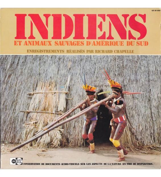 Various - Indiens Et Animaux Sauvages D'Amérique Du Sud (LP) mesvinyles.fr
