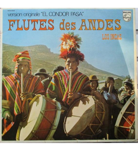 Los Incas - Flutes Des Andes (LP, RE) mesvinyles.fr