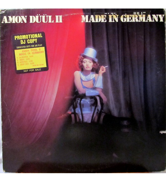 Amon Düül II - Made In Germany (LP, Album) mesvinyles.fr