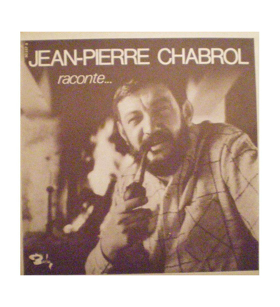 Jean-Pierre Chabrol - Raconte... (LP, Album) mesvinyles.fr