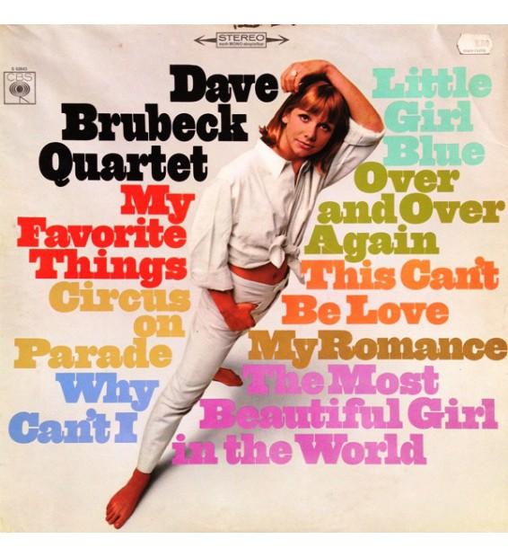 Dave Brubeck Quartet* - My Favorite Things (LP, Album)