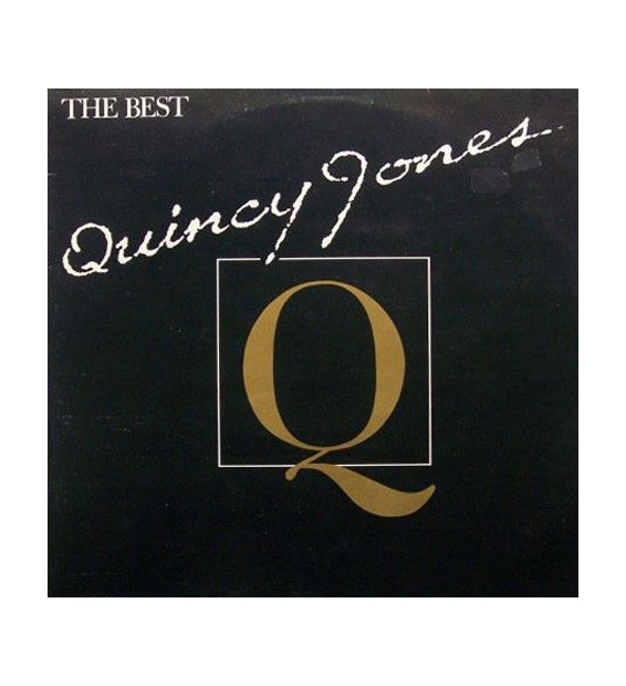 Quincy Jones - The Best (LP, Comp)