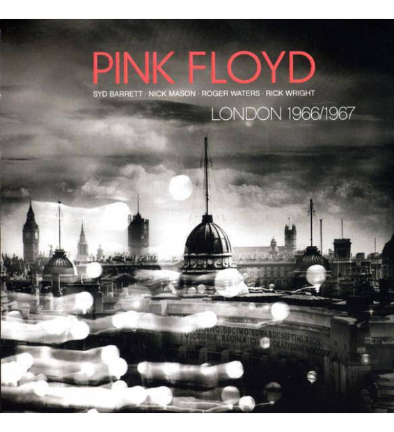 "Pink Floyd - London 1966/1967 (10"", RE) mesvinyles.fr"