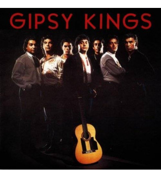 Gipsy Kings - Gipsy Kings (LP, Album)