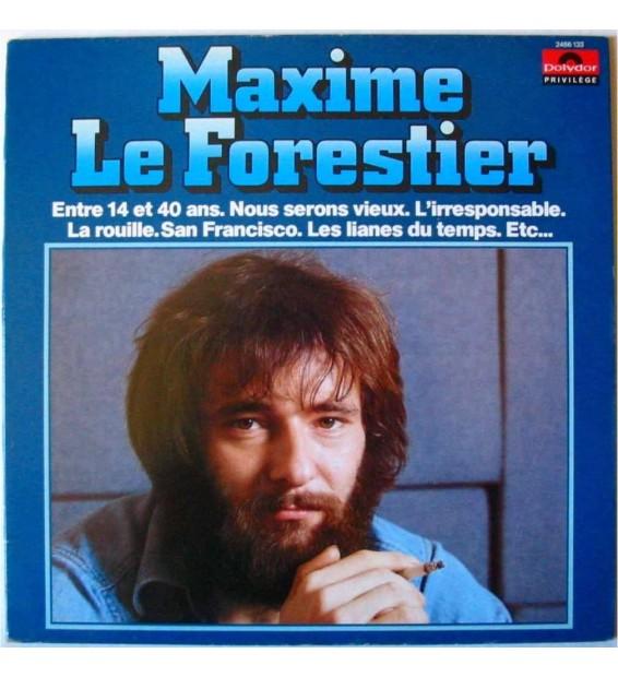 Maxime Le Forestier - Maxime Le Forestier (LP)