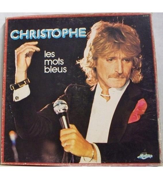 Christophe - Les Mots Bleus (Box, Comp + 3xLP)
