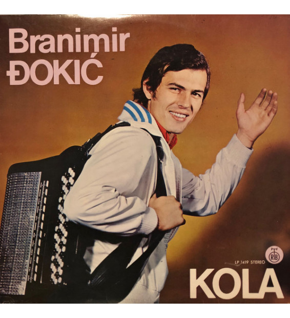 Branimir Đokić - Kola (LP, Album, 2nd)