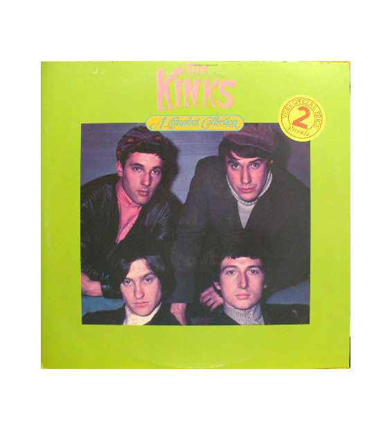 The Kinks - A Compleat Collection (2xLP, Comp) mesvinyles.fr