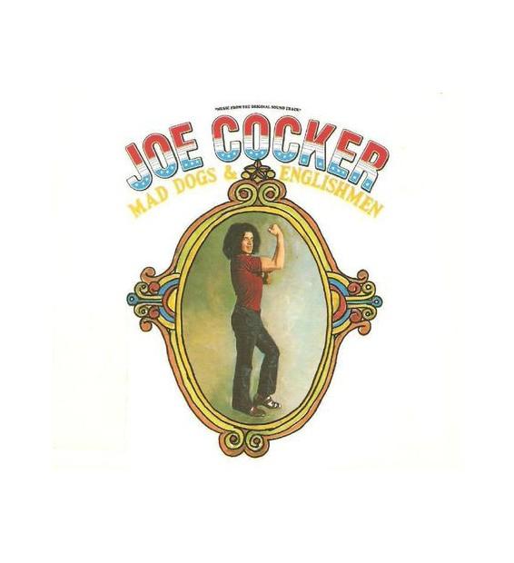 Joe Cocker - Mad Dogs & Englishmen (2xLP, Album)