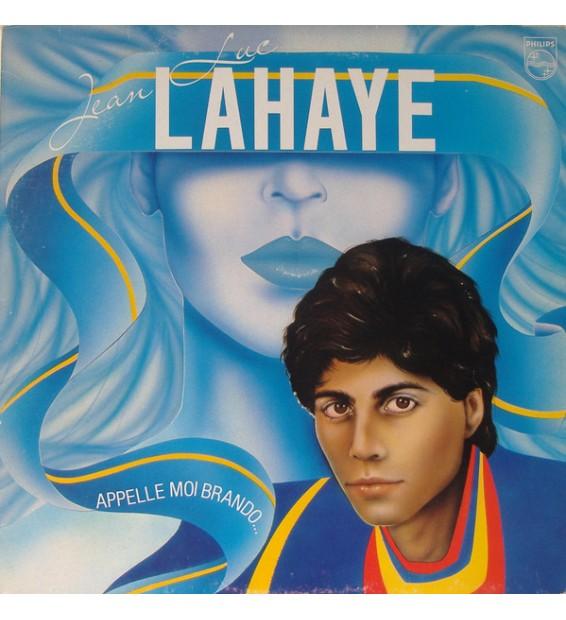 Jean-Luc Lahaye - Appelle Moi Brando (LP, Album)