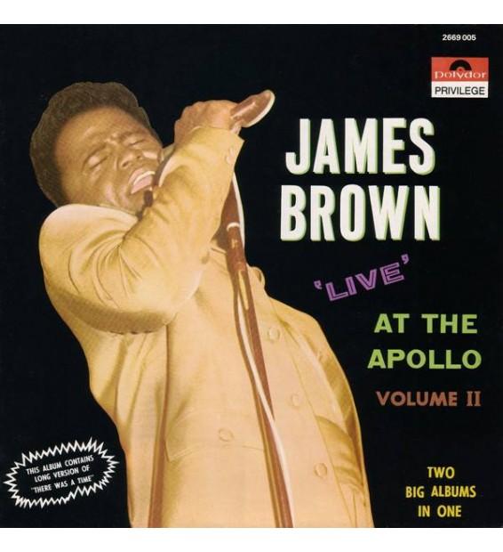 James Brown - Live At The Apollo - Volume II (3xLP, Album, Dlx, RE, RM, 180) mesvinyles.fr