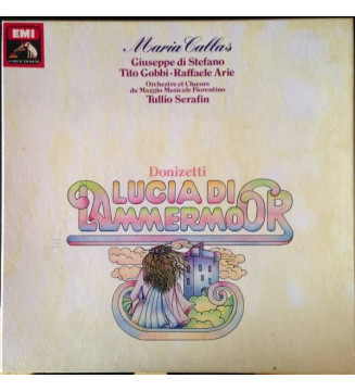 Maria Meneghini-Callas, Giuseppe di Stefano, Anna Maria Canali, Orchestra Of The Maggio Musicale Fiorentino, Tullio Serafin, Ga