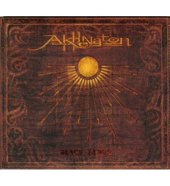Akhenaton - Black Album (3xLP, Album, RE, S/Edition, Gol) mesvinyles.fr