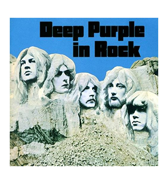 Deep Purple - Deep Purple In Rock (LP, Album, RE, Mar) mesvinyles.fr