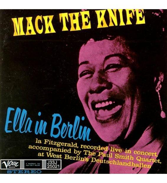 Ella Fitzgerald - Mack The Knife - Ella In Berlin (LP, Album, RE)