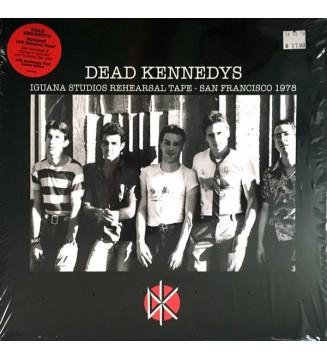 Dead Kennedys - Iguana Studios Rehearsal Tape - San Francisco 1978 (LP, Album, Ltd) BLACK FRIDAY 2019 mesvinyles.fr