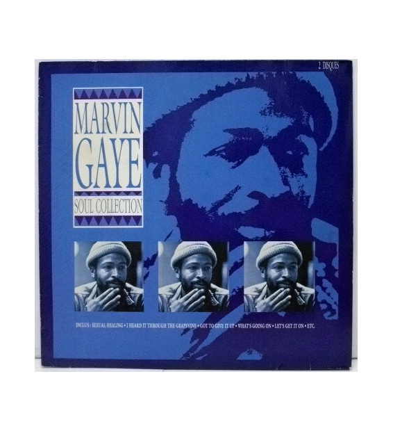 Marvin Gaye - Soul Collection (2xLP, Comp)