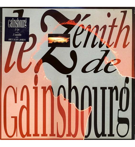 Gainsbourg* - Le Zénith De Gainsbourg (2xLP, Gat) mesvinyles.fr