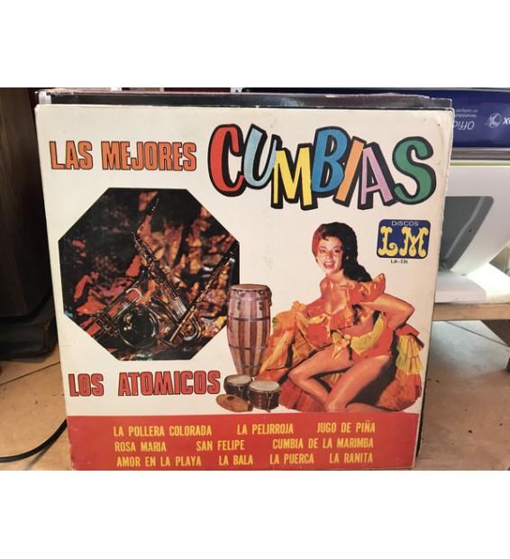 Los Atomicos - Las Mejores Cumbias (LP, Album) mesvinyles.fr