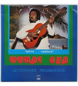 Henri Cyr* - Rêve Créole (LP, Album) mesvinyles.fr