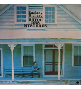 Zachary Richard - Bayou Des Mystères (LP, Album)