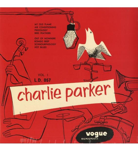 Charlie Parker - Charlie Parker Vol.1 (LP, Comp, RE, Red) mesvinyles.fr