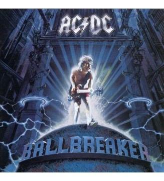 AC/DC - Ballbreaker (LP, Album, RE, RM, 180)