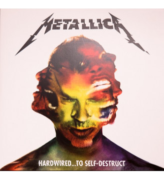Metallica - Hardwired...To Self-Destruct (2xLP, Album) mesvinyles.fr