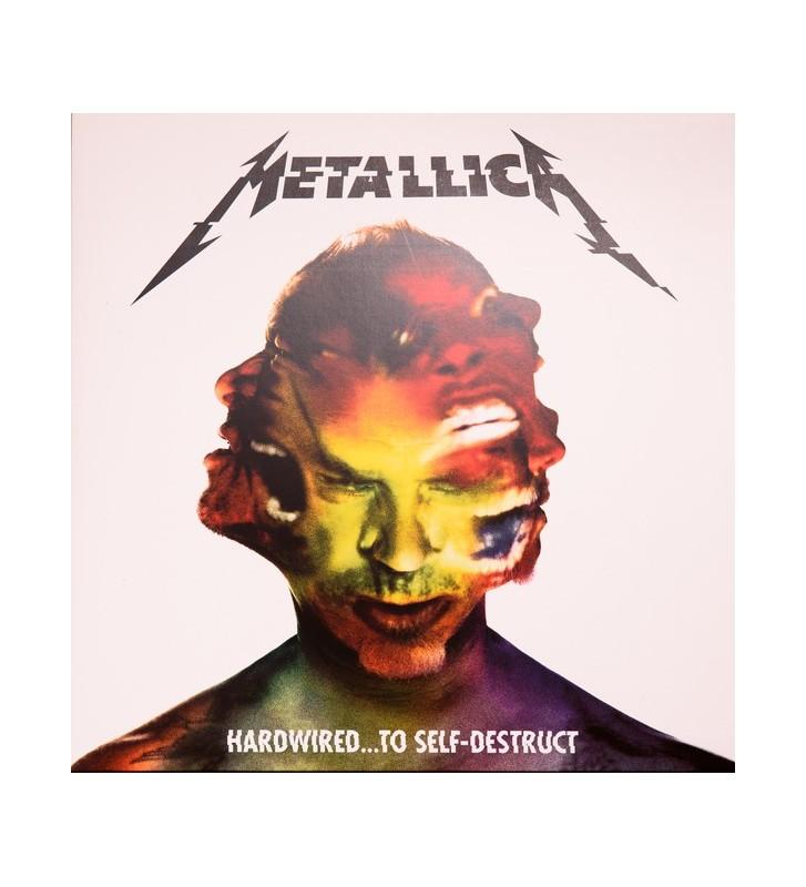 Metallica - Hardwired...To Self-Destruct (2xLP, Album) mesvinyles.fr