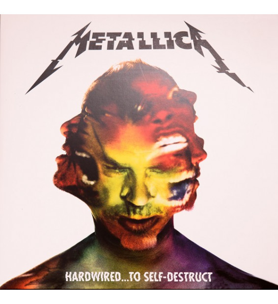 Metallica - Hardwired...To Self-Destruct (2xLP, Album)