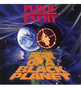 PUBLIC ENEMY - fear of a black planet (re-issue) mesvinyles.fr