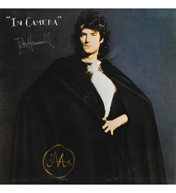 Peter Hammill - In Camera (LP, Album) mesvinyles.fr