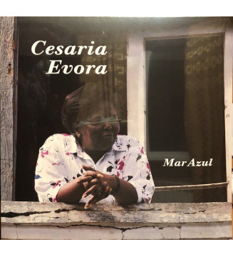 Cesaria Evora - Mar Azul (LP, Album, RE) mesvinyles.fr