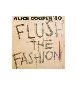 Alice Cooper (2) - Flush The Fashion (LP, Album)