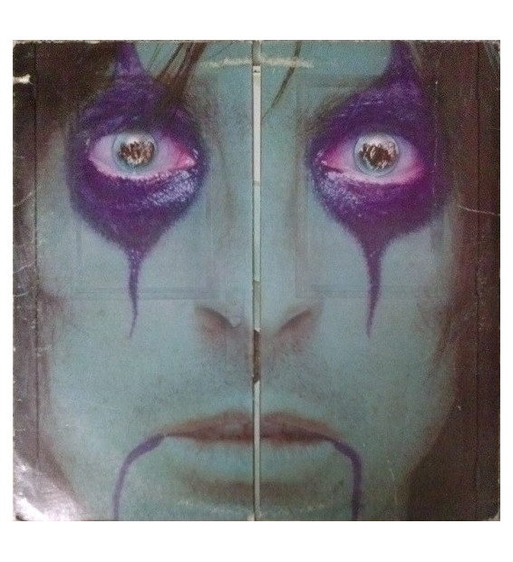 Alice Cooper (2) - From The Inside (LP, Album)