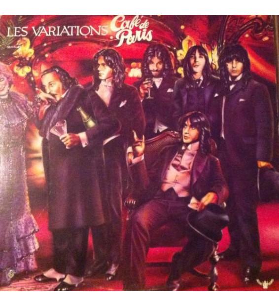 Les Variations* - Café De Paris (LP, Album) mesvinyles.fr