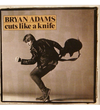 "Bryan Adams - Cuts Like A Knife (7"", Single) mesvinyles.fr"