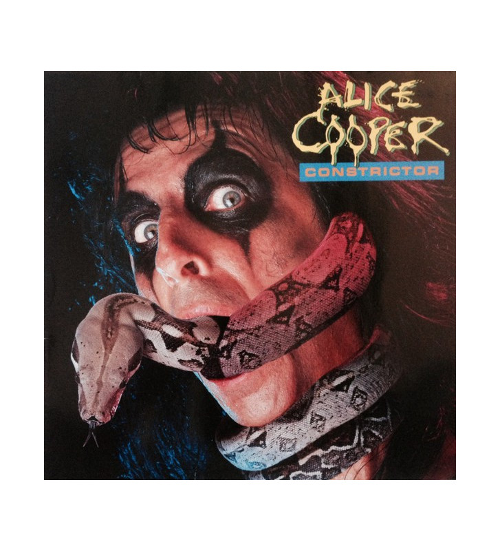 Alice Cooper (2) - Constrictor (LP, Album) mesvinyles.fr
