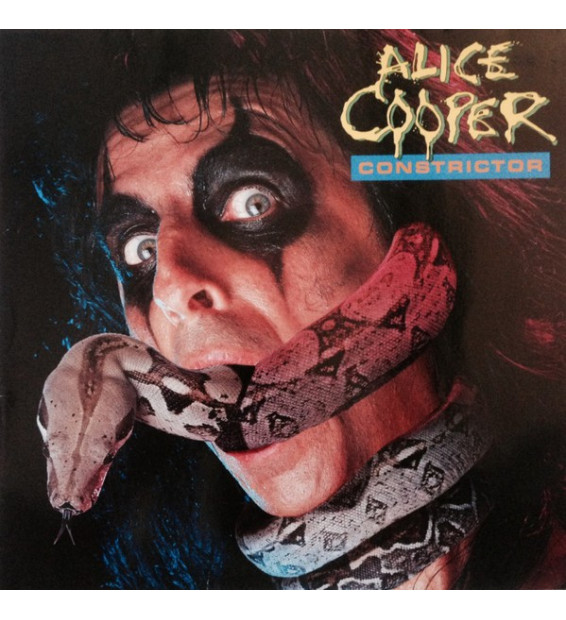 Alice Cooper (2) - Constrictor (LP, Album)