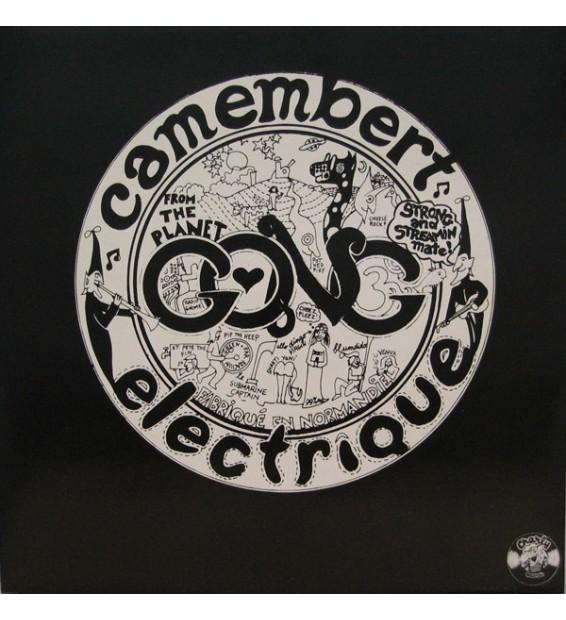Gong - Camembert Electrique (LP, Album, RE, Gat) mesvinyles.fr