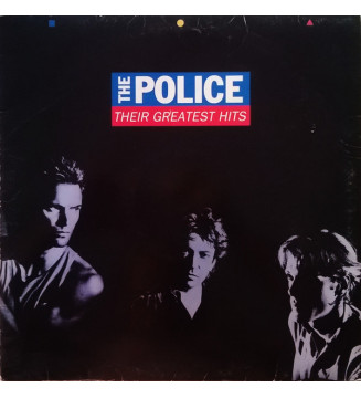 The Police - Their Greatest Hits (LP, Comp)
