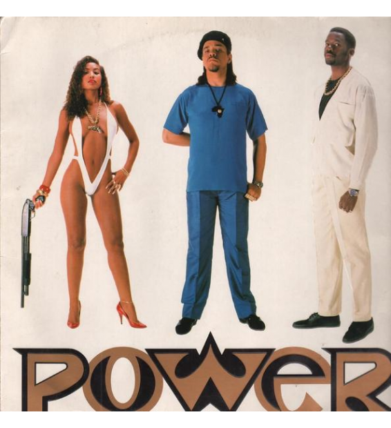 ICE-T - Power mesvinyles.fr