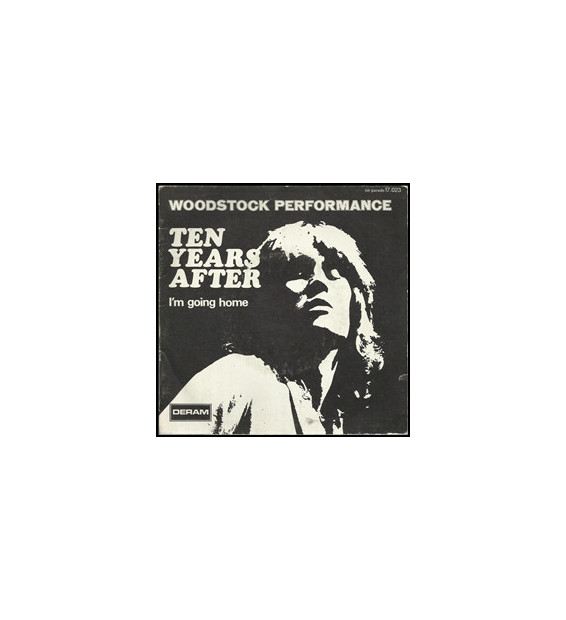 "Ten Years After - I'm Going Home - Woodstock Performance (7"", Single, RE)"