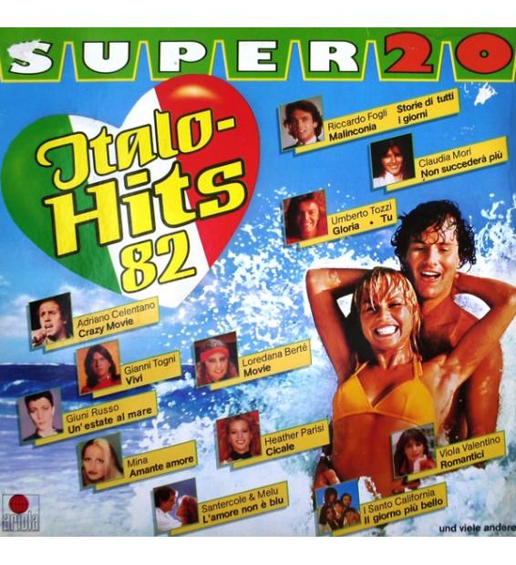 Various - Super 20 - Italo-Hits '82 (LP, Comp)