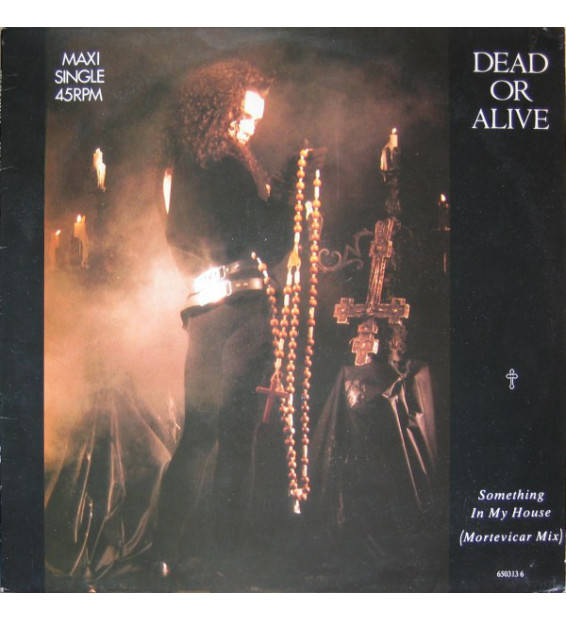 """Dead Or Alive - Something In My House (Mortevicar Mix) (12"""", Maxi)"""