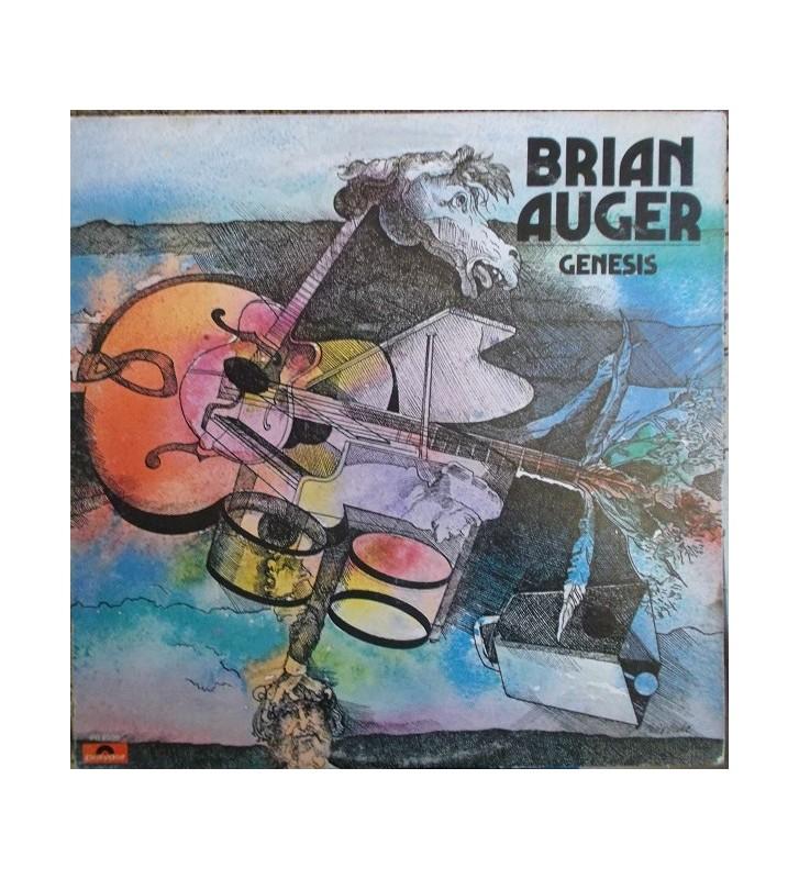 Brian Auger - Genesis (LP, Comp) mesvinyles.fr
