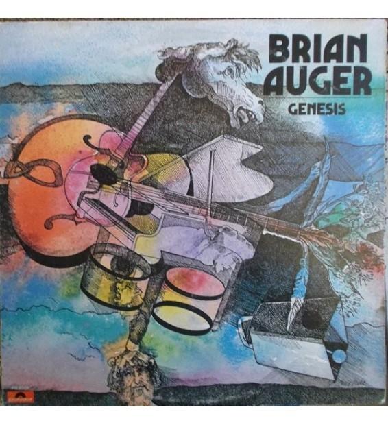 Brian Auger - Genesis (LP, Comp)